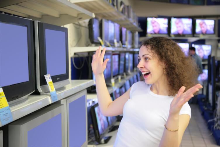Светодиодные телевизоры подойдут для небольших комнат или на кухне
