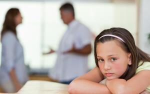 Развод или брак ради детей?