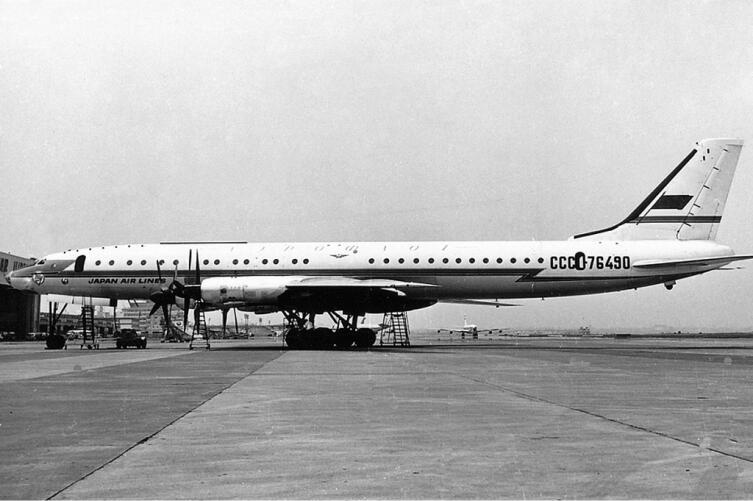 Ту-114