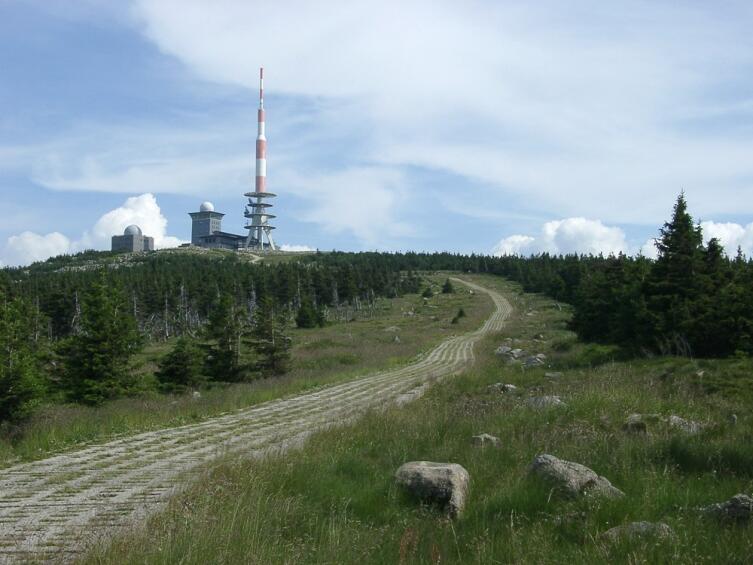 Гора Броккен