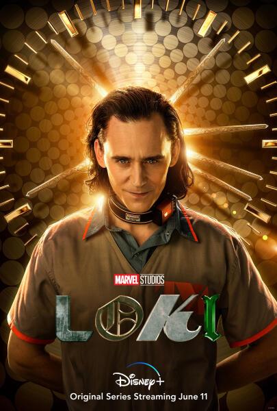 Постер к т/с «Локи», 2021 г.