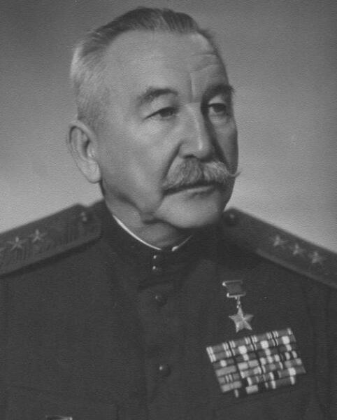 Генрал-полковник Павел Алексеевич Белов