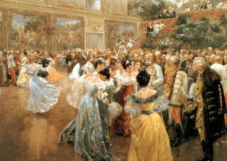 Танцзал в Вене