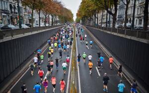 Почему люди бегают? Пробег «Испытай себя»