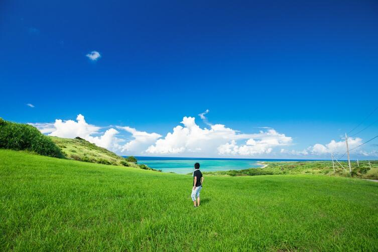 Виды острова Окинава