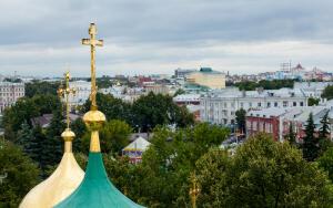 Где стоит самая красивая каланча России?