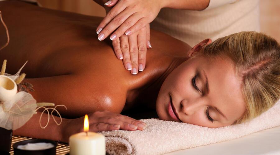 Какой бывает массаж?