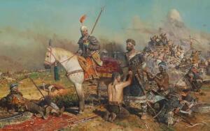 Как русские проигрывали битву на Калке?