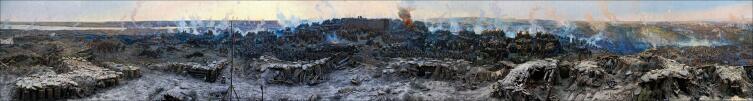 Ф. А. Рубо, «Оборона Севастополя 1854—1855 гг.»