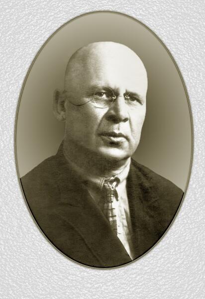 Д. П. Григорович, главный конструктор ЦКБ-39 ОГПУ