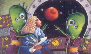 «Билет в один конец». Как может выглядеть детектив на Марсе?