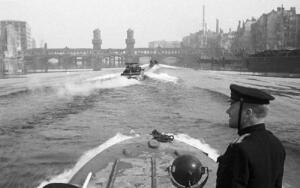 Как советские катера помогали штурмовать... Берлин?
