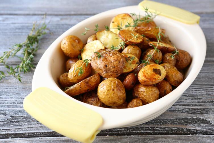 Что можно приготовить из молодого картофеля?