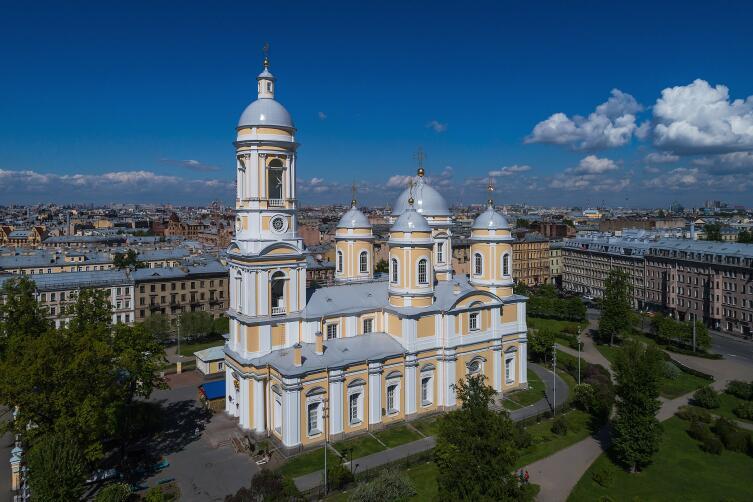 Князь-Владимирский собор. Собор Святого благоверного князя Владимира