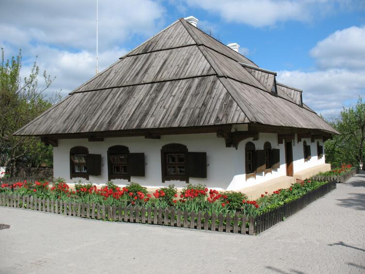 Музей в Полтавской области