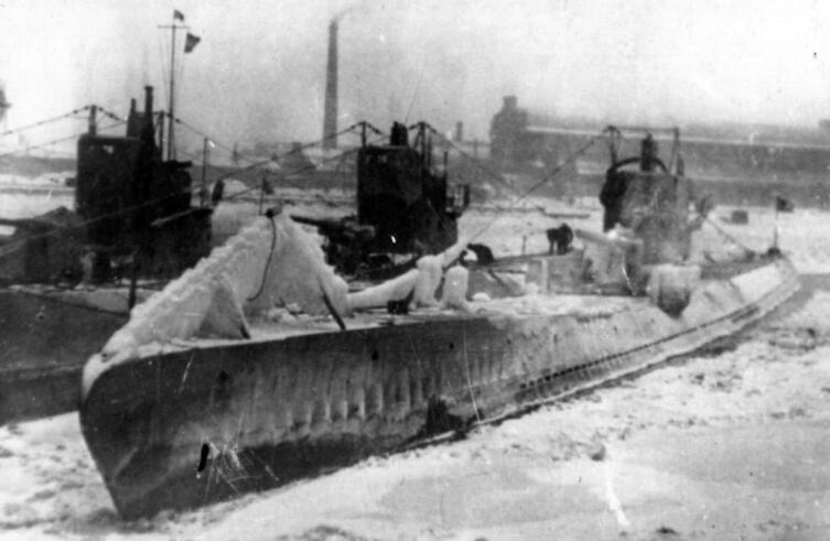 Подводные лодки С-5, С-6, С-1, Либава, 1939-1940-е гг.