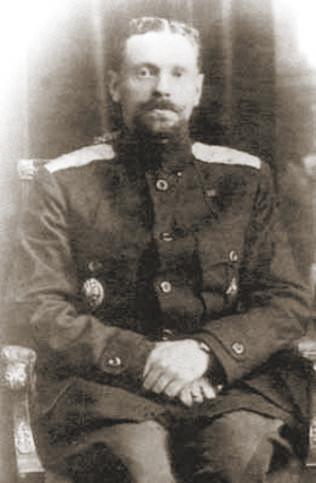 Генерального штаба генерал-лейтенант В. О. Каппель. Зима 1919 г.