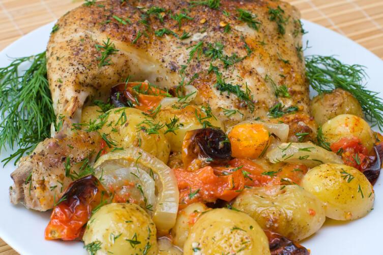 Что можно приготовить из курицы?
