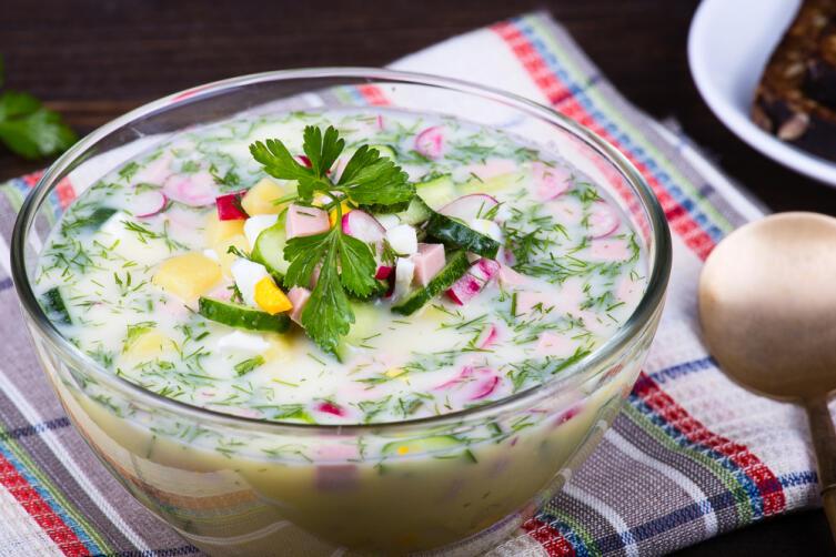 Что приготовить на обед в жаркую погоду?