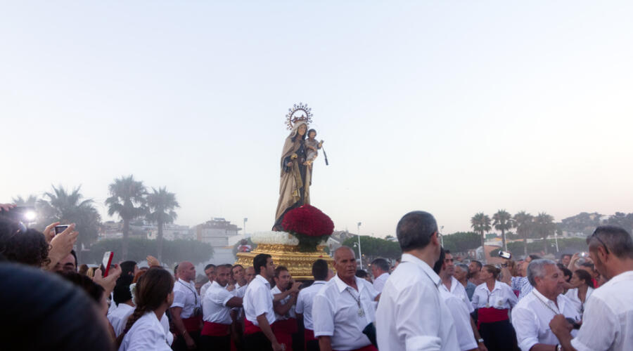 Где и когда проходит Фестиваль Девы Кармен?