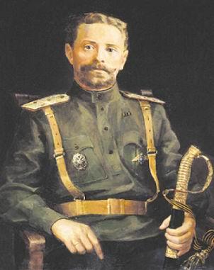 Генерального штаба генерал-лейтенант В. О. Каппель
