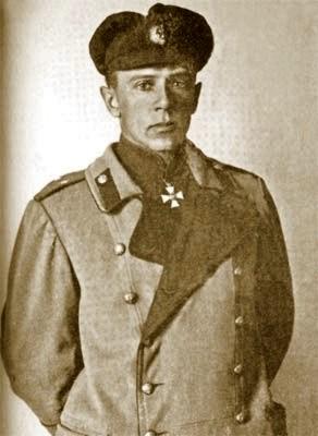 Генерал-майор Войцеховский в 1919 г.