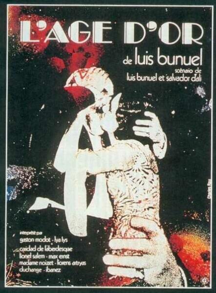 Постер к к/ф «Золотой век» 1930 г.
