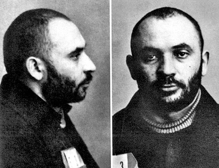 Яков Григорьевич Блюмкин
