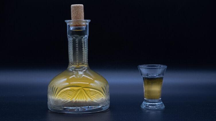 Хреновуха. Как приготовить волшебный напиток?