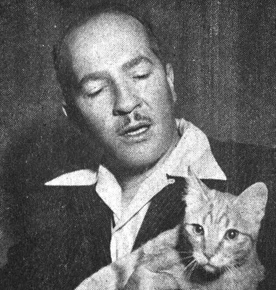 Роберт Энсон Хайнлайн, 1953 г.