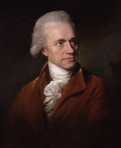 Лемюэль Эббот, «Уильям Гершель», 1785 г.