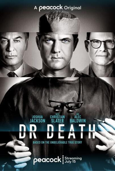 Постер к т/с «Доктор Смерть»