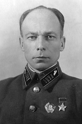Полковник Поль Матисович Арман