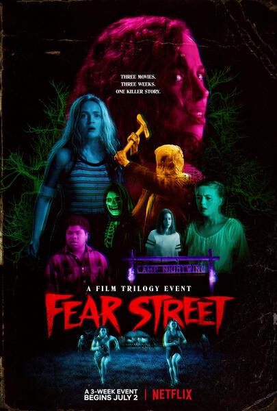 Постер к т/с «Улица страха»