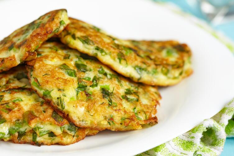 Какие блюда можно приготовить из кабачков?