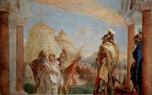 Троянская война. Почему поссорились полководцы?