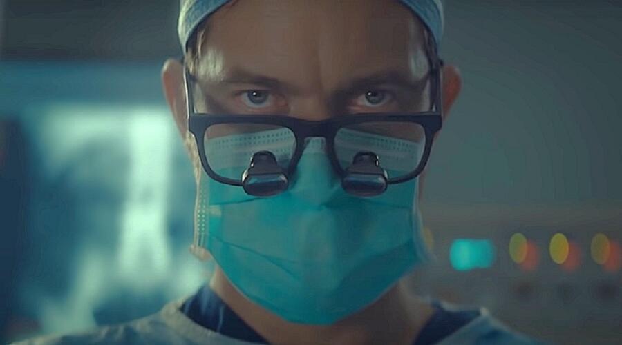 Кадр из т/с «Доктор Смерть», 2021 г.