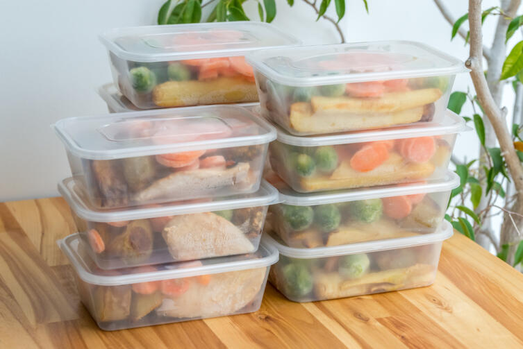Как заморозить фрукты, овощи и зелень?