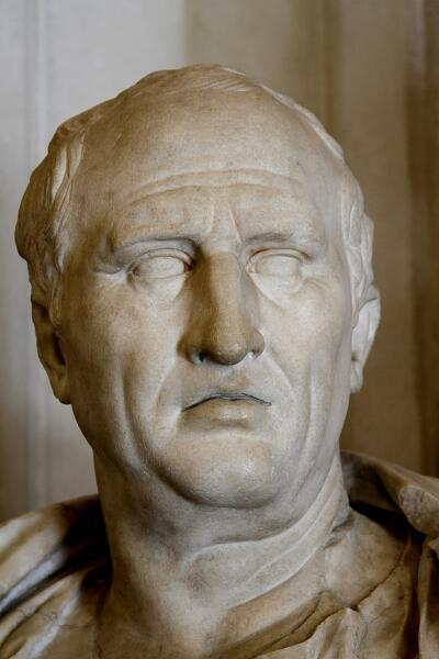 Марк Туллий Цицерон (106-43 до н.э.) - римский политик, философ, оратор
