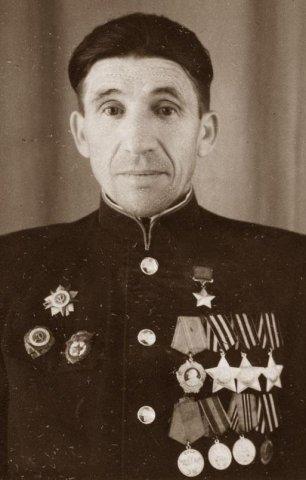 Герой Советского Союза Алёшин Андрей Васильевич