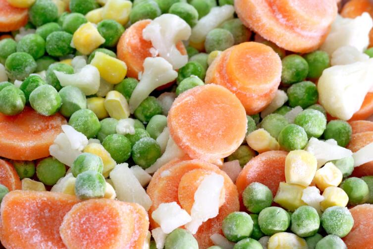 Чем хороши замороженные овощи и фрукты?