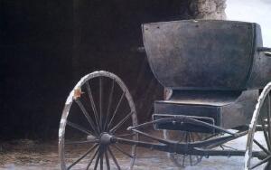 Как люди изобретали и совершествовали колесо?