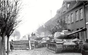 Как создавались советские танки серии «ИС»?