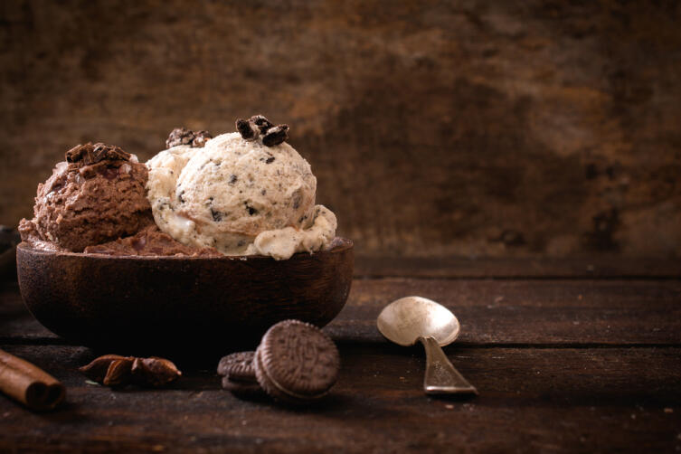 Как приготовить мороженое в домашних условиях?