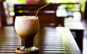 Как приготовить вкусный холодный кофе?