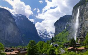 Когда появилась Швейцария?