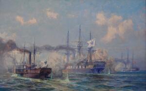 Как Германия создавала свой флот?