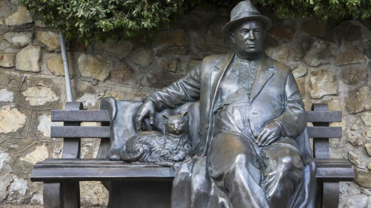 Памятник Хрущёву в Крыму