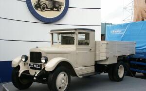 Как появился советский грузовик ЗИС-5?