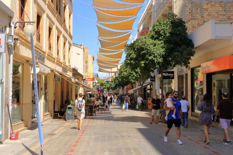 Улица, Никосия